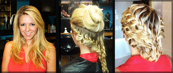 Braided Hair Tutorial from Irina Bilka